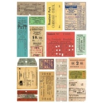 7Gypsies Rubbings: Tickets, Color