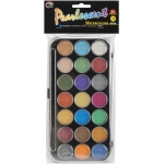 Yasutomo Pearlescent Watercolor Sets: 21 Colors
