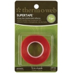 "Thermoweb Super Tape: 1/2"" x 6 Yard Roll"