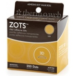 Thermoweb Zots: 3D 200 Dots