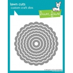 Lawn Fawn Lawn Cuts Dies: Scalloped Circle Stackables