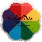 Clearsnap ColorBox Pigment Petal Point: Pinwheel