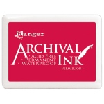 Ranger #3 Archival Ink Pads: Vermillion