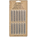 Advantus Tim Holtz Ideaology Word Bands: Observations