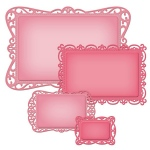 Spellbinders Nestabilities Timeless Rectangle