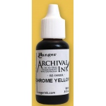 Ranger Archival Reinkers: Chrome Yellow