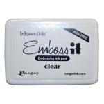 Ranger Emboss It Embossing Inks Pads: Clear
