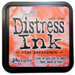 Ranger Tim Holtz Distress Pad Fall Edition: Ripe Persimmon