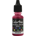 Clearsnap ColorBox Archival Dye Refill: Geranium