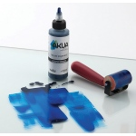 Akua Liquid Pigment™ Printmaking Ink 4oz Phthalo Blue: Blue, Bottle, Pigment, 4 oz, (model AKPB), price per each