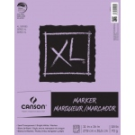 "Canson® XL® 11"" x 14"" Marker Pad (Fold Over): White/Ivory, Pad, 100 Sheets, 11"" x 14"", Marker, (model C400023337), price per 100 Sheets pad"