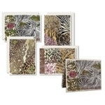 Karen Foster Design Flat Notecards: Modern Safari