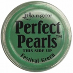 Ranger Perfect Pearls: Open Stock, Festival Green