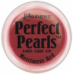 Ranger Perfect Pearls: Open Stock, Merriment Red