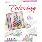 Annie's® Copic Coloring Guide™ Level 4: Fine Details: Book, (model DRG701046), price per each