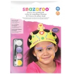 Snazaroo™ Role Play Princess Face Painting Kits: Multi, Face Painting