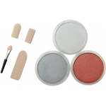 PanPastel® Ultra Soft Artists' Painting Pastel Metallics II 3-Color Set: Metallic, Pan, Soft, (model PP30032), price per set