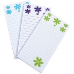 Mishu Blue 50-Sheet Notepad: Red/Pink, Pad, 50 Sheets, Notepad, (model M144), price per 50 Sheets pad