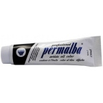 Weber® Permalba® Oil Color 150ml White: White/Ivory, Tube, 150 ml, Oil