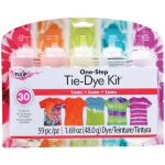 Tulip® One-Step Tie-Die Kits™ Luau: Multi, Kit, Dye-Based, (model D31676), price per kit