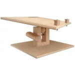 "Daler-Rowney ArtSphere Easel: Wood, 16 1/2"" x 11 3/4"", Tabletop, (model DR802000023), price per each"