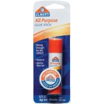 Elmer's® All-Purpose Glue Stick .21oz: .21 oz, (model E511), price per each