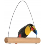 "Blue Hills Studio™ Paint Your Own Toucan Bird Kit: Multi, 5"", Craft Kit"
