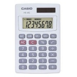 Casio HS-4G Basic Handheld Calculator