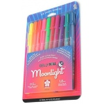 Sakura Gelly Roll Moonlight Gel Pens: 10 Color Set