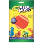 Crayola® Model Magic® Single Pack 4oz Red: Red/Pink, Clay, 4 oz, Modeling Clay