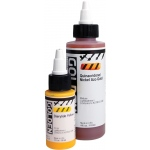 Golden® High Flow Acrylic Diarylide Yellow 1oz.: Yellow, Bottle, 1 oz, Acrylic, (model 0008527-1), price per each