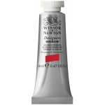 Winsor & Newton™ Designers' Gouache Color 14ml Alizarin Crimson: Red/Pink, Tube, 14 ml, Gouache