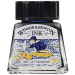 Winsor & Newton™ Drawing Ink 14ml Ultramarine: Blue, Bottle, 14 ml, Drawing Ink