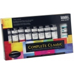 Liquitex® Professional Series Heavy Body Acrylic Complete Set: Multi, Tube, 59 ml, Acrylic, (model 103204), price per set