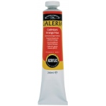 Winsor & Newton™ Galeria™ Acrylic Color 200ml Cadmium Orange Hue: Orange, Tube, 200 ml, Acrylic