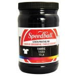 Speedball® Fabric Screen Printing Ink Denim : Blue, Jar, Fabric, 32 oz, Screen Printing, (model 4606), price per each