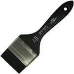 Colour Shaper® Silicone Brush Curve Wide Extrafirm 2.5: Silicone, Curve, Extra Firm, (model 24225), price per each