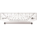 "Alvin® 10"" Professional Parallel Glider: Acrylic, 10"", Straightedge, (model 295), price per each"