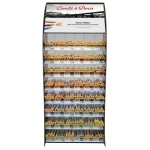 Conte Pastel Pencil Display Assortment
