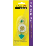 Tombow® Mono® Permanent Tape Runner Refill: Refill, (model 62202), price per each