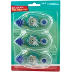 Tombow Permanent Tape Runner Refill 3-Pack