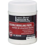 Liquitex® Flexible Modeling Paste 8oz: 8 oz, Texture