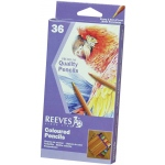 Reeves™ Colored Pencil 36-Color Set: Multi, (model 8910136), price per set