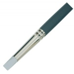 Colour Shaper® Grey Tip Flat Chisel Brush #6: Silicone, Flat Chisel, Firm, (model 12406), price per each