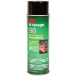 3M™ Hi-Strength 90 Spray Adhesive: Permanent, (model 90), price per each