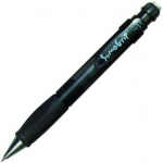 SumoGrip® Clear Gray Mechanical Pencil .7mm: Black/Gray, .7mm, Mechanical, (model 37655), price per each