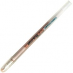 Gelly Roll® Stardust™ Copper Gel Pen: Metallic, Gel, Glitter, Pigment, 1mm, (model 37952), price per each