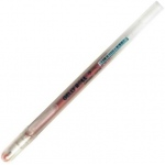 Gelly Roll® Stardust™ Red Gel Pen: Red/Pink, Gel, Glitter, Pigment, 1mm, (model 37953), price per each