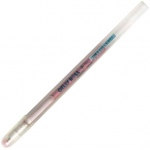 Gelly Roll® Stardust™ Pink Gel Pen: Red/Pink, Gel, Glitter, Pigment, 1mm, (model 37954), price per each