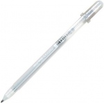 Gelly Roll® Silver Metallic Gel Pen: Metallic, Gel, 1mm, (model 38803), price per each